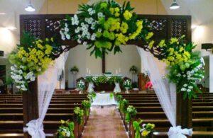 Dekorasi Gereja