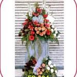 Jual Standing Flower Pernikahan di Kabupaten Majalengka