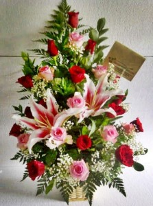 kirim bunga meja pernikahan di kabupaten bandung barat