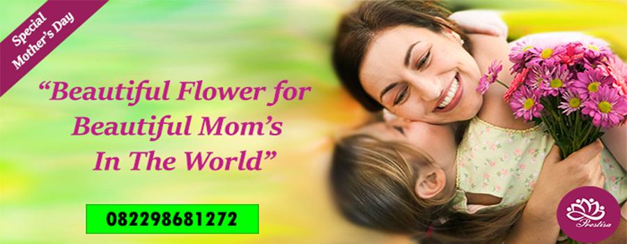Jual Bunga Bouquet Hari Ibu Kota Surakarta