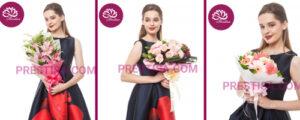Jual Bunga Mawar Handbouquet Untuk Wisuda Di Kota Surabaya