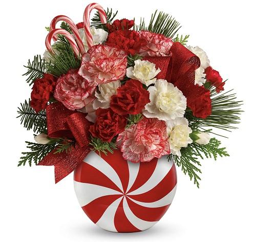 Peppermint-Christmas-Bouquet
