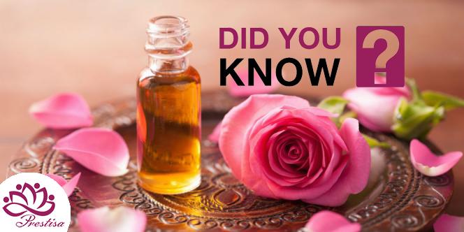 manfaat minyak mawar