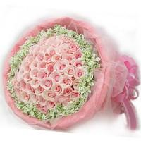 premium pink bouquet