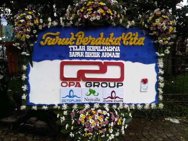 Kirim Cepat Karangan Bunga Papan Duka Cita ke Cilacap Jawa Tengah