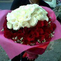 jual bunga hand bouquet di banyumas