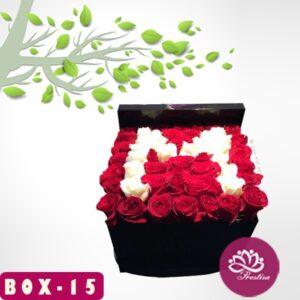 jual flower box jakarta