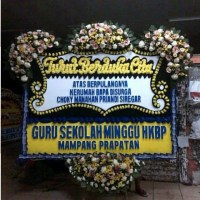 Florist Bunga Papan Duka di Kabupaten Bandung Barat