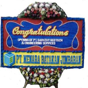 toko bunga online bunga papan congratulation di kecamatan tebet