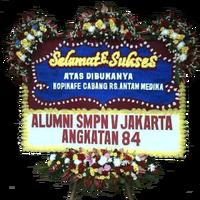 kirim bunga papan congratulation terpopuler di kelurahan manggarai kecamatan tebet (BPC-13)
