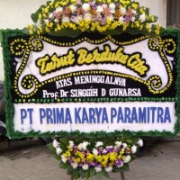 Jual Bunga Papan Duka Cita di Tirtamulya Karawang