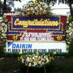 jual bunga papan ucapan congratulation murah di kecamatan tanjung priok kelapa gading barat