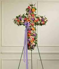 kirim bunga salib turut berduka cita di kabupten suka bumi
