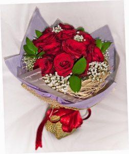 Jual Bunga Mawar Hari Ibu di Bandung