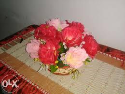 kirim bunga meja pernikahan di kabupaten subang