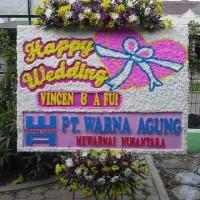 kirim bunga ucapan wedding di kabupaten purwakarta