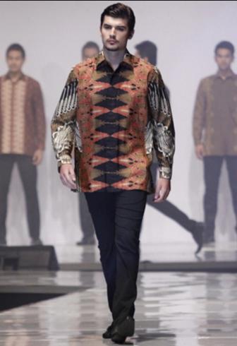 Outfit Kondangan Pria