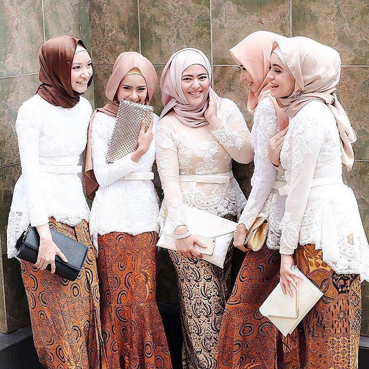 model-kebaya-batik-muslim