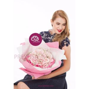 Jual Bunga Bouquet Valentine Kota Surakarta