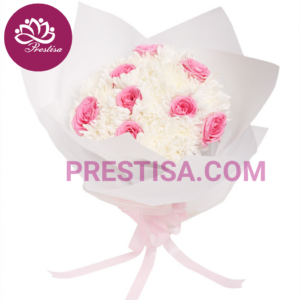 Jual Bunga Mawar Handbouquet Untuk Kabupaten Surabaya