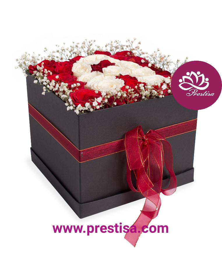 Jual Flower Box Mawar Kota Surakarta