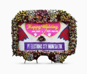 toko karangan bunga wedding