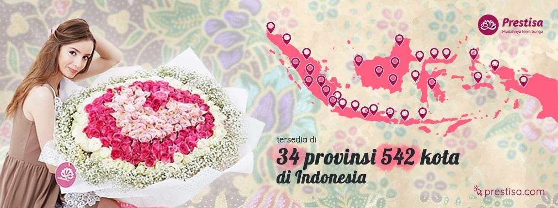 Toko Bunga Indonesia Prestisa 542 kota
