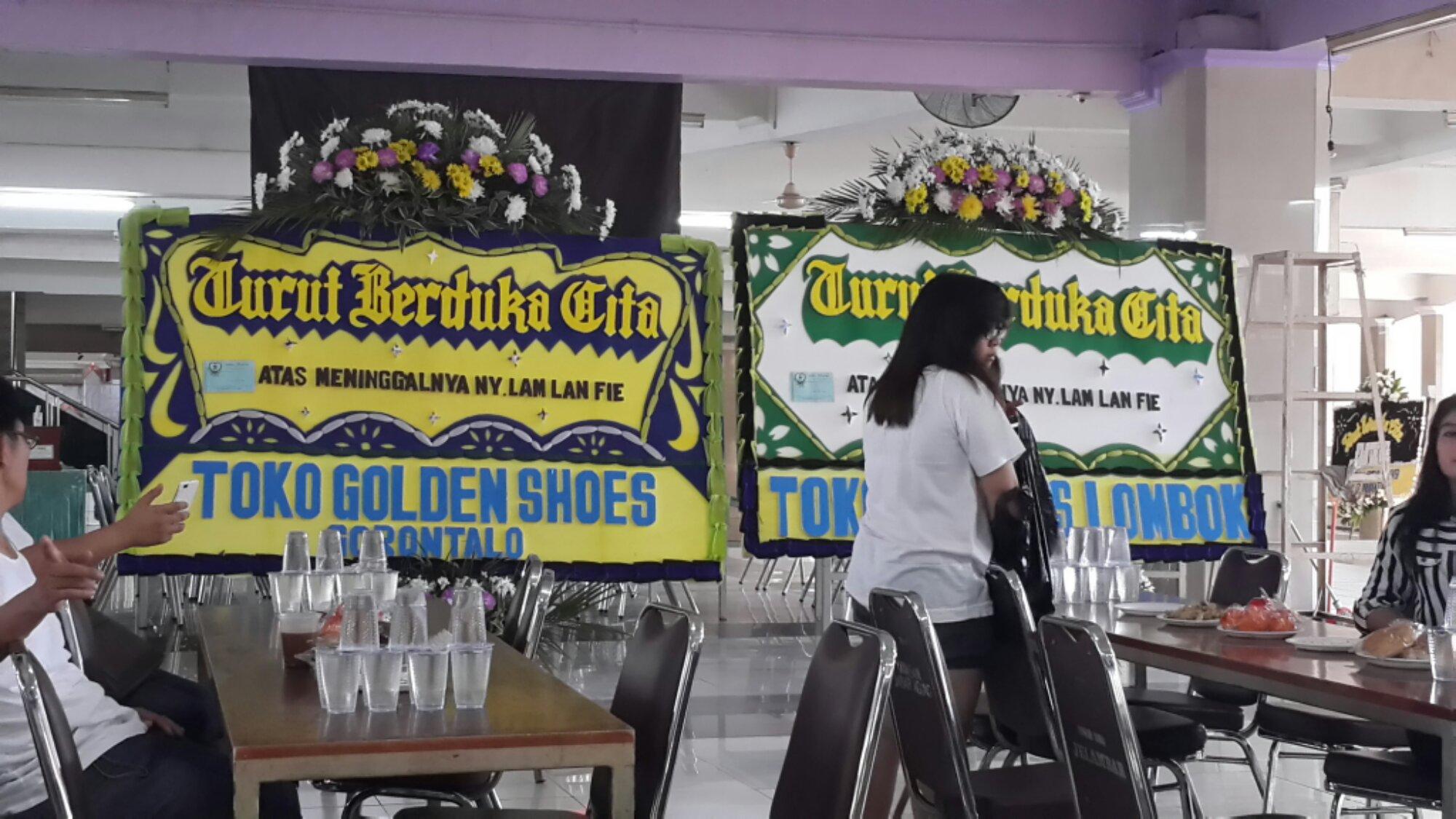 Toko Bunga Rumah Duka Yayasan Santo Yusup