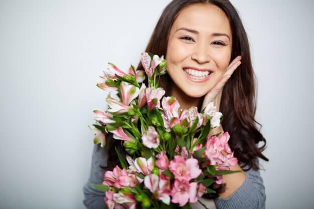 bunga wanita