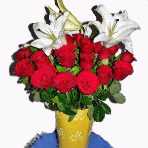 Toko Bunga BM-Rasa Yang Tumbuh