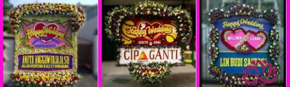 Toko Bunga Papan 24 Jam – Kirim Bunga Papan Pernikahan Dekat Gedung Depsos Salemba Di Salemba Raya