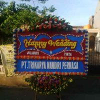papan wedding trikarya