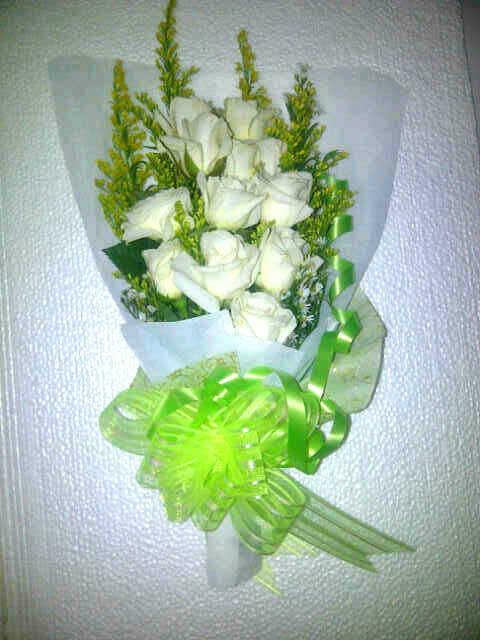 kirim rangkaian bunga duka cita di banyumas
