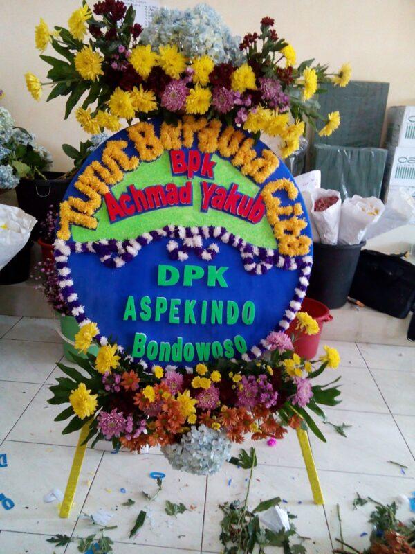 Toko Bunga Bondowoso Karangan bunga papan bondowoso - 03