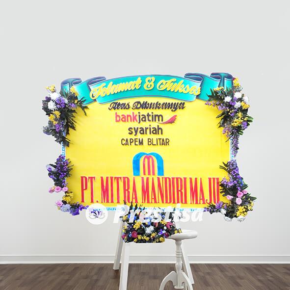 Karangan Bunga Papan Congratulation Ukuran Besar Kota Tulungagung-03