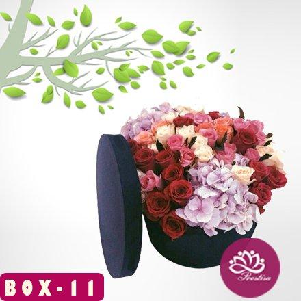 flower box indonesia