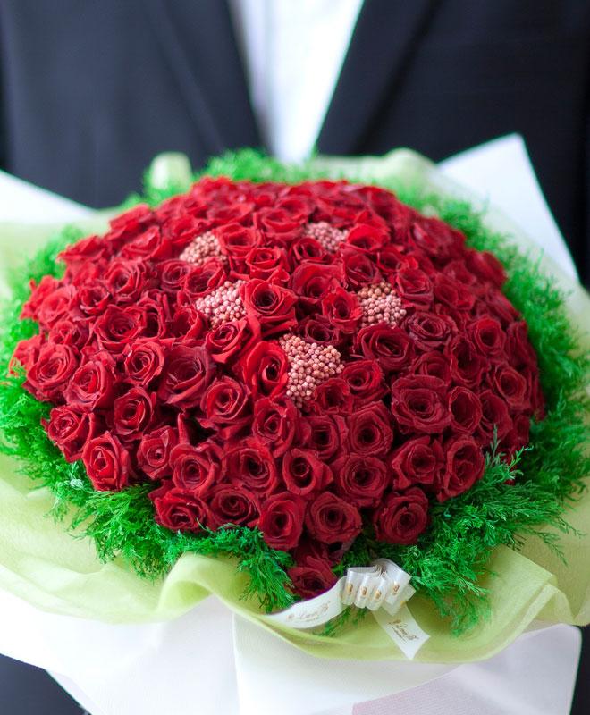 Jual Bunga Bouquet Mawar Kota Tangerang