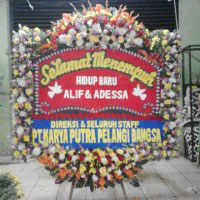 Toko Bunga Jakarta BPW-19