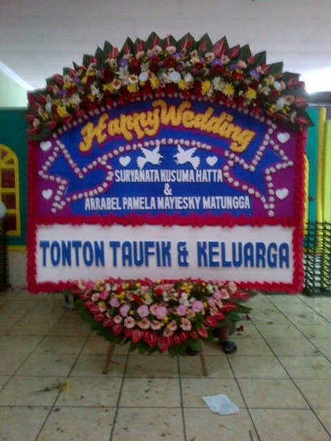 Toko Bunga Jakarta BPW-15