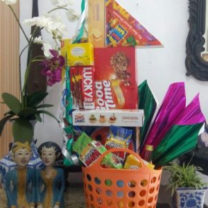Tradisi Budaya Kirim Aneka Parcel Lebaran 2016 Kelurahan Bekasi