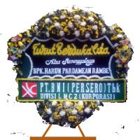 Pesan Antar Karangan Bunga Papan Duka Cita Murah di Kecamatan Bulang di Kota Batam (BDC-104)