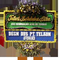 Toko Karangan Bunga Papan Duka Cita di Kecamatan Belakang Padang di Kota Batam (DCA-02)