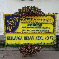 Jual Karangan Bunga Papan Duka Cita di Kecamatan Belakang Padang di Kota Batam (DCA-30)