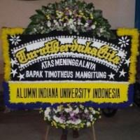 Toko Karangan Bunga Papan Duka Cita Murah di Kecamatan Sakupang di Kota Batam (DCA-51)