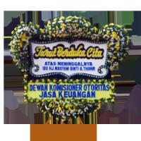 Kirim Cepat Karangan Bunga Papan Duka Cita Cantik di Kecamatan Lubuk Baja di Kota Batam (DCC-02)