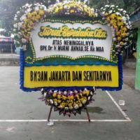 Jual Karangan Bunga Papan Duka Cita di Kecamatan Belakang Padang di Kota Batam (DCC-08)