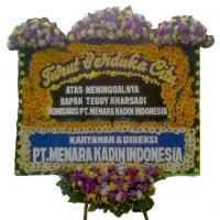 Toko Prestisa Jual Karangan Bunga Duka Cita di Kecamatan Sungi Beduk di Kota Batam (DCG-07)
