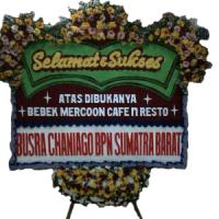 Jual Karangan Bunga Papan Congratulation Cantik di Kecamatan Batu Aji di Kota Batam (BPC-12)