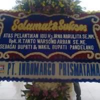 Kirim Express Karangan Bunga Papan Congratulation di Kecamatan Lubuk Baja di Kota Batam (BPC-39)