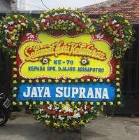 Kirim Express Karangan Bunga Papan Congratulation di Kecamatan Batu Aji di Kota Batam (BPC-44)
